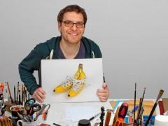 Martin Roller, artista e fotógrafo de obxectos
