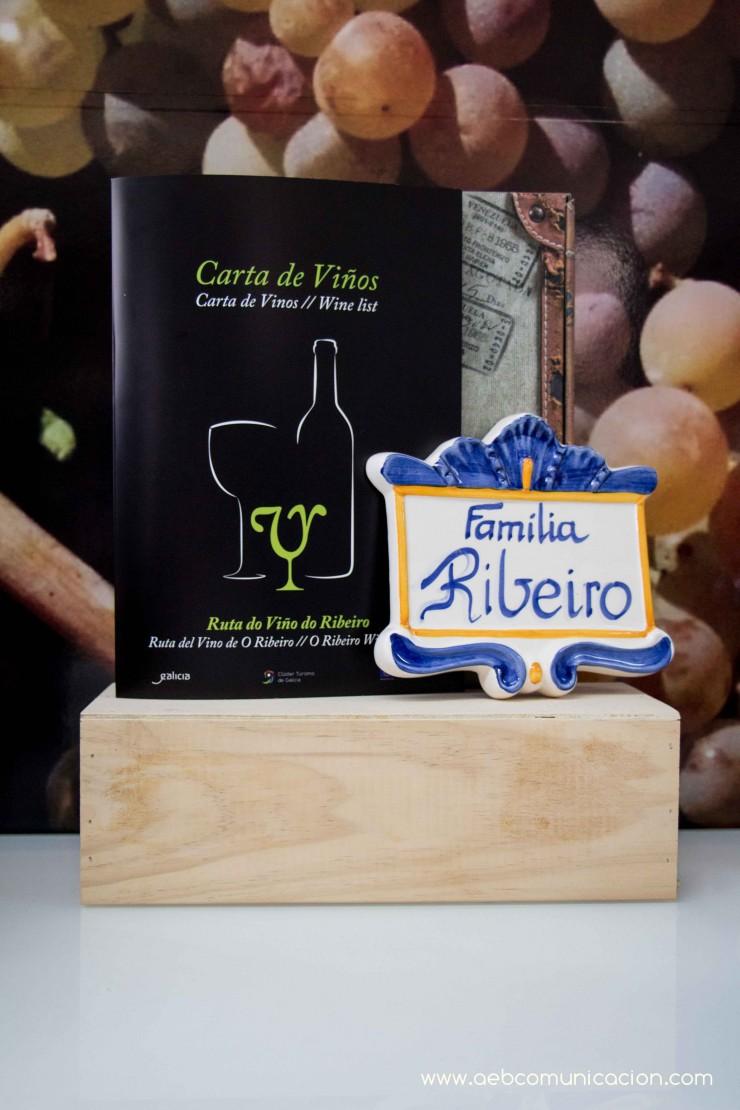 Ruta do Viño do Ribeiro-Clúster Turismo de Galicia