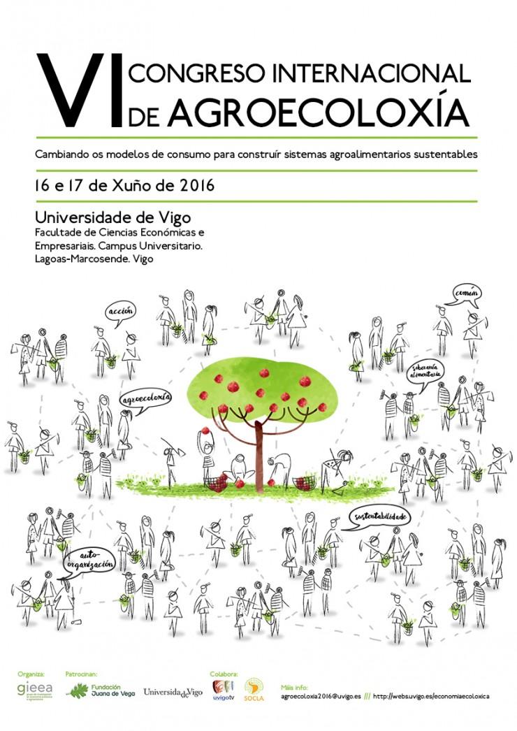 VI Congreso Internacional de Agroecoloxía