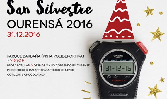 San Silvestre Ourensá 2016