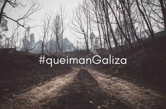 #QueimanGaliza